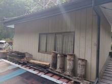飯田市上村金属サイデングトタン屋根現状2