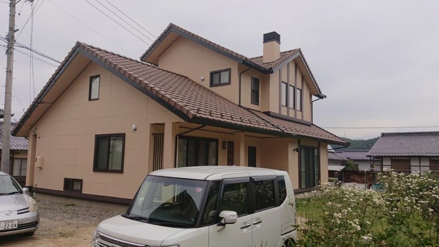 福村様邸完成写真