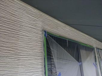 長野県駒ヶ根市外壁屋根塗装シーラー外壁7