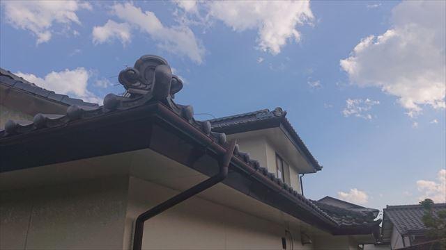 長野県駒ヶ根市モルタル外壁塗装現調9