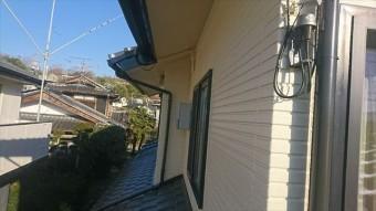 飯田市龍江サンワホーム外壁塗装完成6
