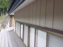 飯田市上村金属サイデングトタン屋根現状4