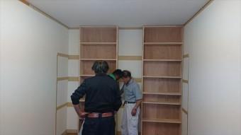 長野県駒ヶ根市本棚作成12