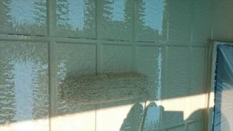 駒ヶ根市外壁塗装ベージュ2