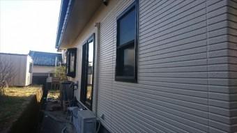 飯田市龍江サンワホーム外壁塗装完成8