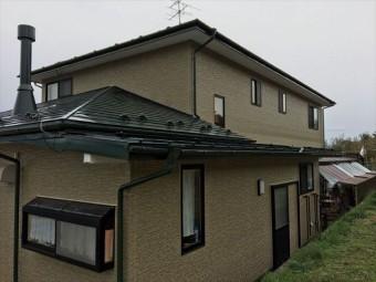 2階建ての家
