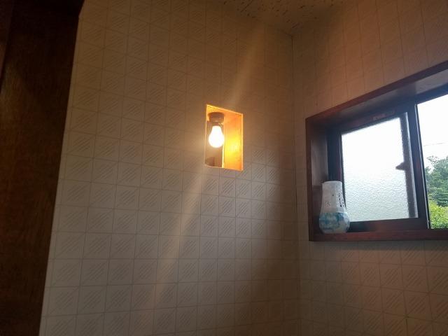 和式トイレを洋式にリフォームします①