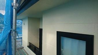 飯田市サンワ外壁塗装完成5