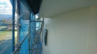 飯田市サンワ外壁塗装完成6
