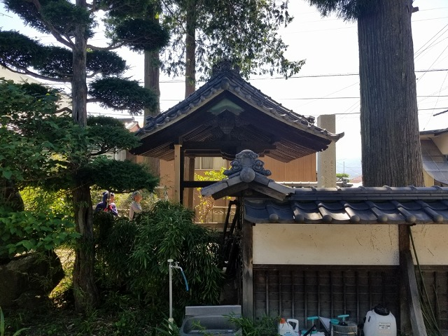 円福寺山門です