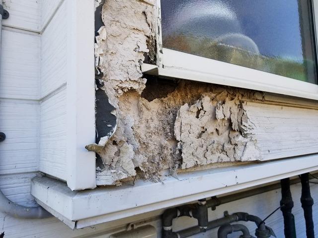 屋根外壁の現場調査してきました①