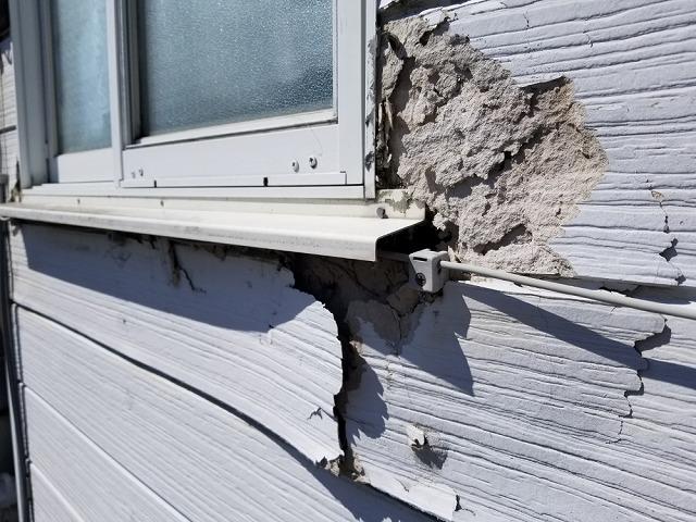 屋根外壁の現場調査してきました④