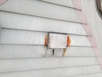 トタン屋根塗装前