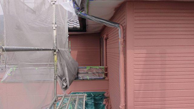 飯島町多彩色_下塗り3