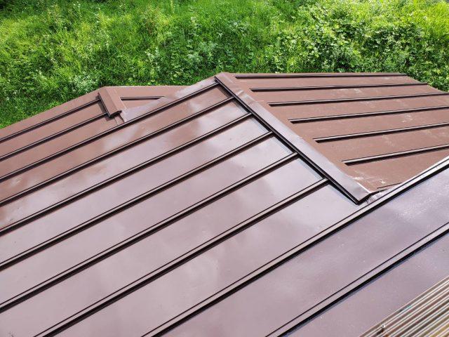 屋根完成1
