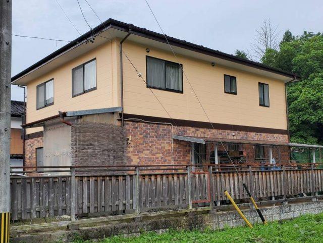 外壁屋根塗装完成2