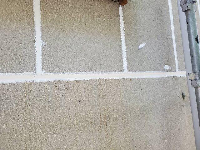 長野県伊那市で外壁の塗装工事などを行います。-外壁工事を始めます