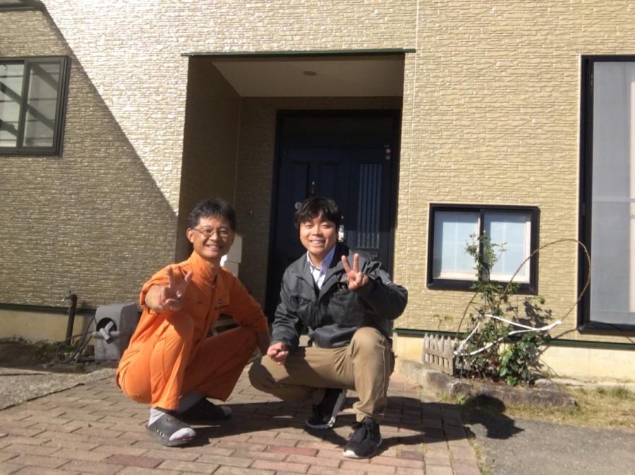 飯田市座光寺の船田征孝様邸 外壁屋根塗装工事施工しました!