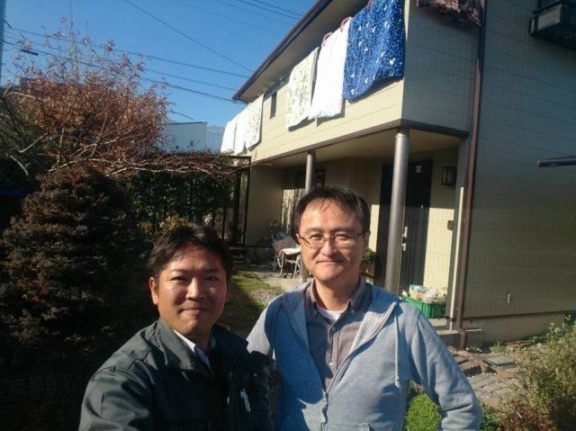 駒ケ根市赤穂で、野崎勝弘様邸の外壁屋根塗装工事を施工しました!