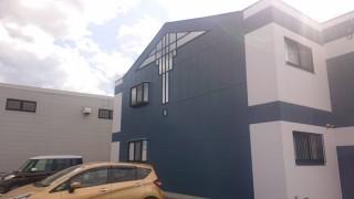 アパート外壁塗装完成