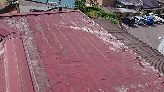 飯田市時又コロニアル屋根塗装4