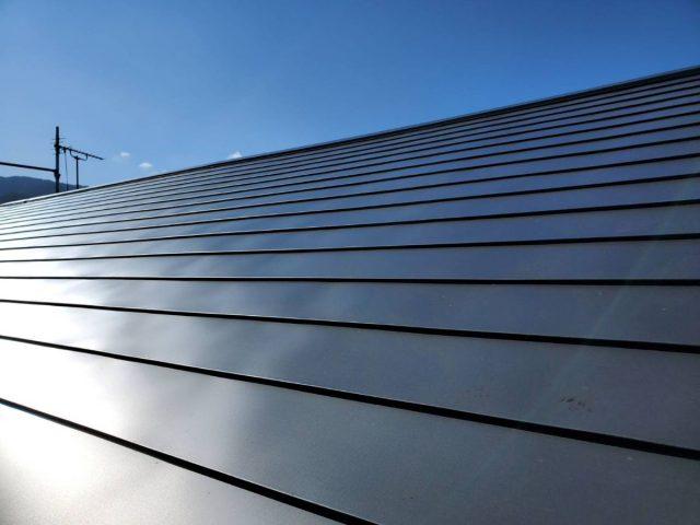 ガルバリウム鋼板横