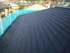 スレート屋根(コロニアル)塗装完成です