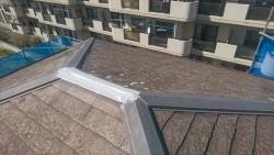 塩尻市外壁塗装屋根カバー洗浄10