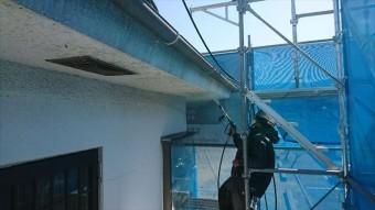 塩尻市外壁塗装屋根カバー洗浄5