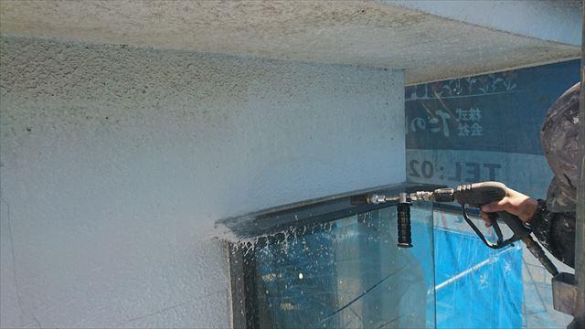 塩尻市外壁塗装屋根カバー洗浄7