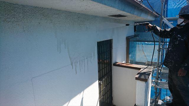 塩尻市外壁塗装屋根カバー洗浄8