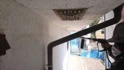 塩尻市外壁塗装屋根カバー洗浄9