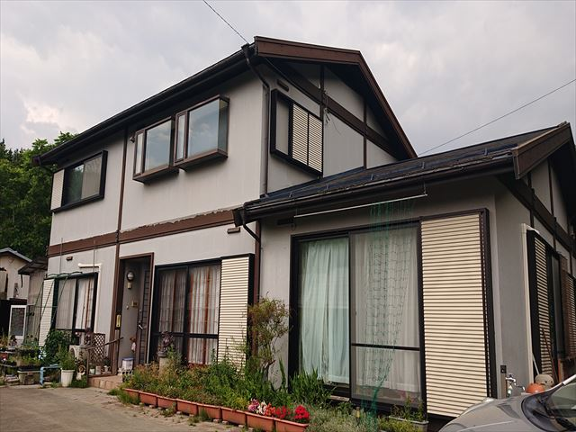 長野県飯島町セキスイハイム現調1
