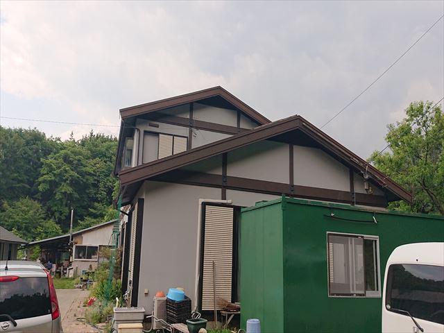 長野県飯島町セキスイハイム現調2