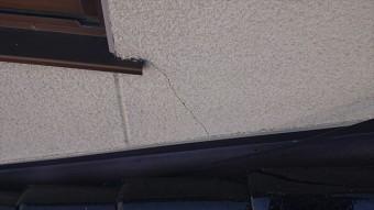 長野県駒ヶ根市雨樋交換・外壁塗装現状6