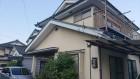 長野県駒ヶ根市雨樋交換・外壁塗装現状3