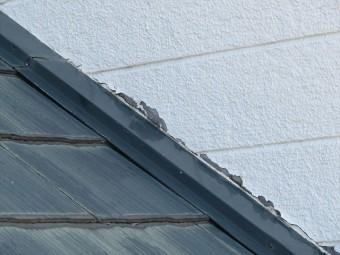 屋根葺き替えの現場調査してきました