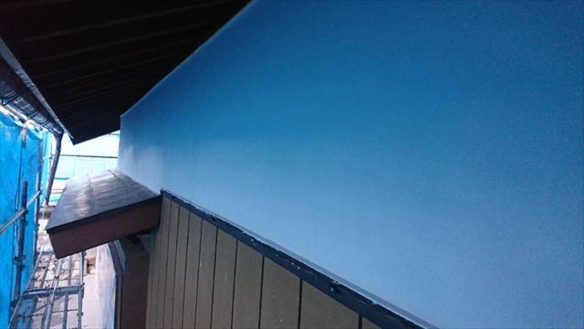 駒ヶ根市外壁塗装漆喰5