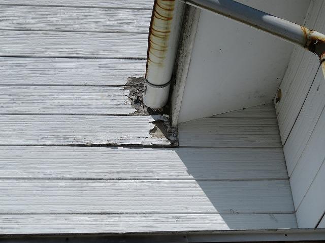 屋根外壁の現場調査してきました②