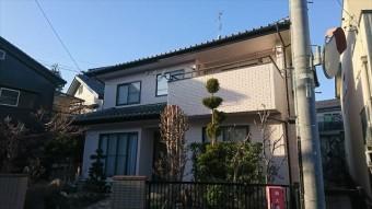 松本市外壁塗装ALC 完成2