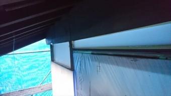 駒ヶ根市外壁塗装漆喰3