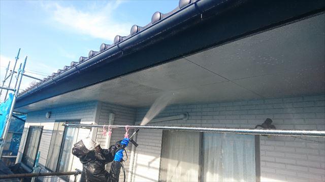 松本市洗浄AIC外壁2