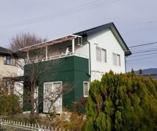 外壁屋根塗装工事完成しました