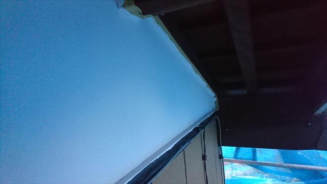 駒ヶ根市外壁塗装漆喰4