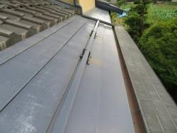 屋根の現場点検です①