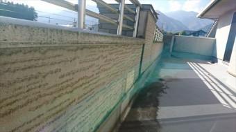 長野県駒ヶ根市赤穂外壁塗装調査7