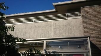 長野県駒ヶ根市赤穂外壁塗装調査1
