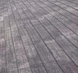 スレート屋根(コロニアル)の施工前