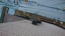 駒ヶ根市赤穂外壁ベランダ現状7