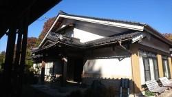 駒ヶ根市 外壁完成1